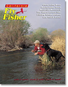 California Fly Fisher - Welcome